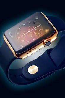 Reloj Apple, iWatch iPhone Fondos de escritorio de Vista previa