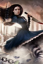 Alice: Madness Returns juego de PC iPhone Fondos de pantalla