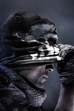Call of Duty: Ghosts iPhone fondos de pantalla