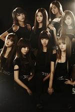 Girls Generation 01 iPhone fondos de pantalla