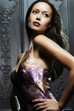 Summer Glau 01 iPhone Fondos de pantalla
