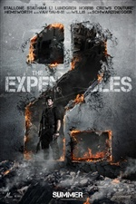 El cartel Expendables 2 iPhone fondos de pantalla