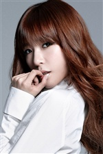 Girls Generation, Tiffany iPhone fondos de pantalla