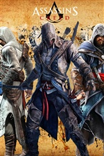 Credo de Hot juego Assassin iPhone fondos de pantalla