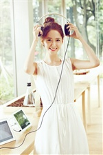Corea, Girls Generation, Yoona 04 iPhone fondos de pantalla