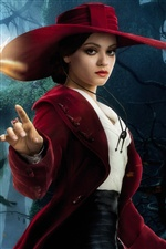 Mila Kunis en Oz: The Great and Powerful iPhone Fondos de pantalla