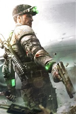 Splinter Cell: Blacklist iPhone fondos de pantalla