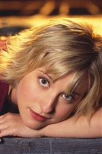 Allison Mack 01 iPhone fondos de pantalla