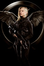 Natalie Dormer, The Hunger Games: Mockingjay, Parte 1 iPhone Fondos de pantalla