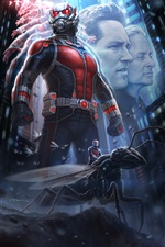 2015 Ant-Man iPhone fondos de pantalla