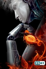 ESET NOD32 iPhone fondos de pantalla